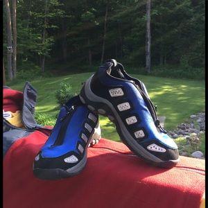 Candies NeoPrene Cobalt  Athletic Shoe Funky Fun